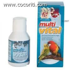 Integratori di sintesi nella dieta dei pappagallini - Vitamine per cocorite ...